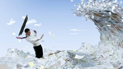 Schluss mit unnötiger Papierflut
