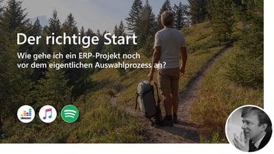 Der richtige Start: Wie gehe ich eine ERP-Projekt noch vor dem eigentlichen Auswahlprozess an