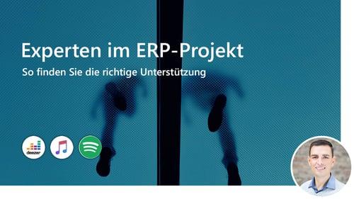 Experten im ERP-Projekt – so finden Sie die richtige Unterstützung