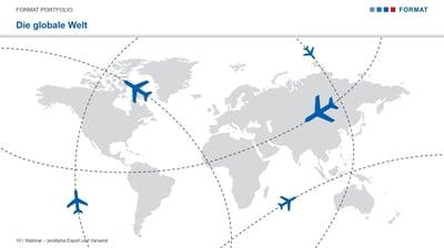 Export und Versand - Außenhandel, Zoll- und Versandabwicklung