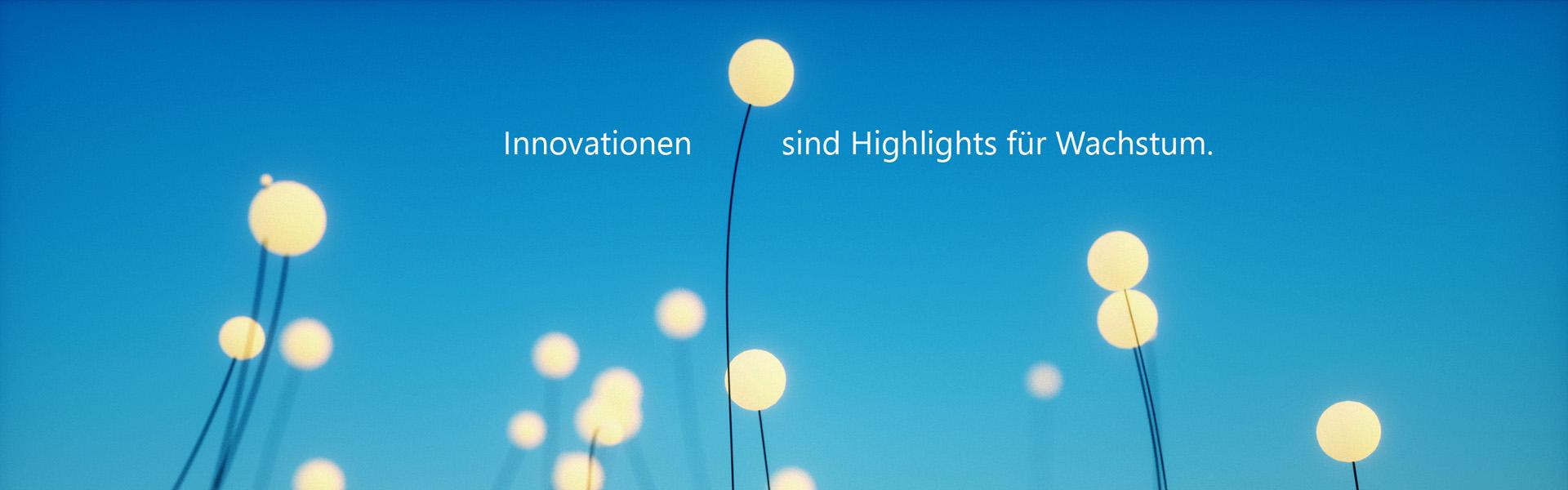 Innovationen, Trends und Technologien