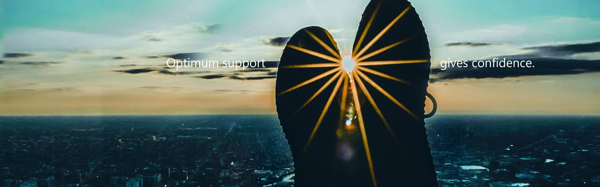 optimum-support