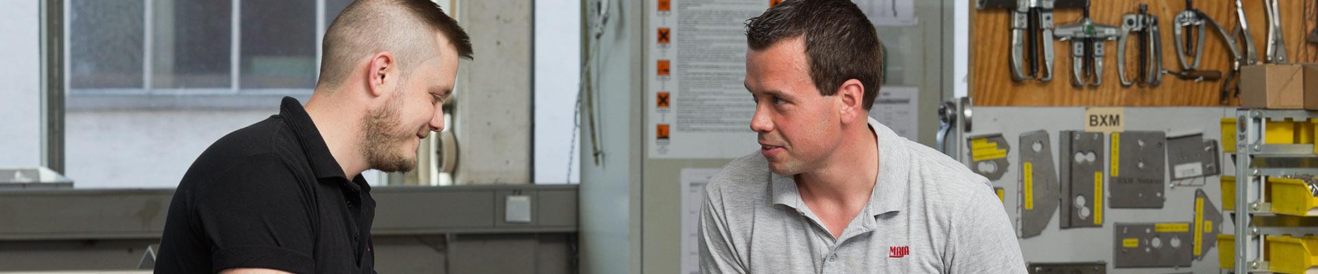 MAJA-Maschinenfabrik Hermann Schill GmbH & CO. KG